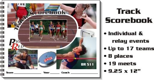 Track Scorebook